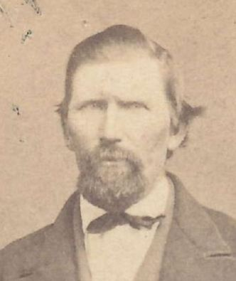 William Riley Kirk, Brownsville Pioneer 1846.