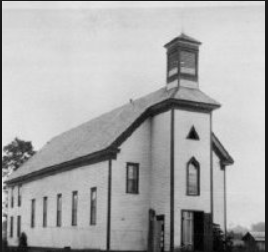 St. Michael's Church in Grand Ronde, OR