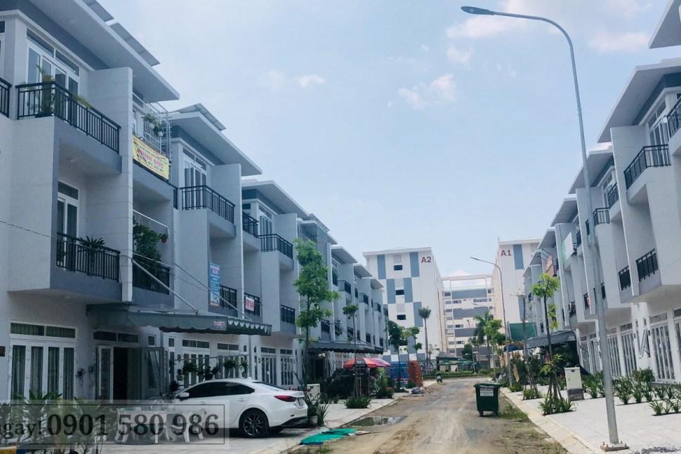 Cập nhật tiến độ dự án Phúc An City – Trần Anh Long An tháng 10/2019