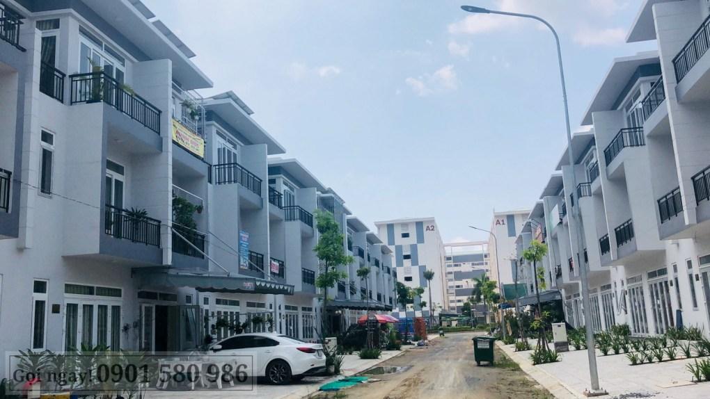 Cập nhật tiến độ dự án Phúc An City - Trần Anh Long An tháng 10/2019