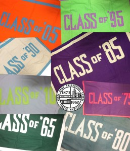 Collage of Banners