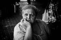 faces through streets - Photography by Nabil Darwish © 2012
