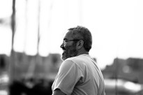 street photography series: harbour life Photography by Nabil Darwish © 2013 (Location: Jaffa City Harbour)