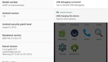 Download Android Nougat 7 0 (CM14) for OnePlus 3  Hands-on video