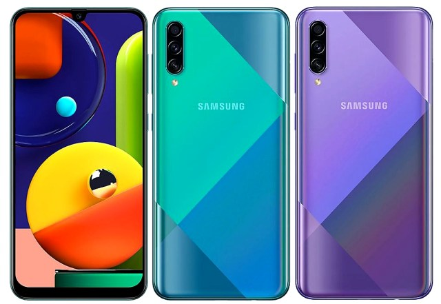 Samsung Galaxy A50s is headed to India on September 11th