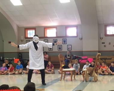 Deacon Pellessier Internship 3