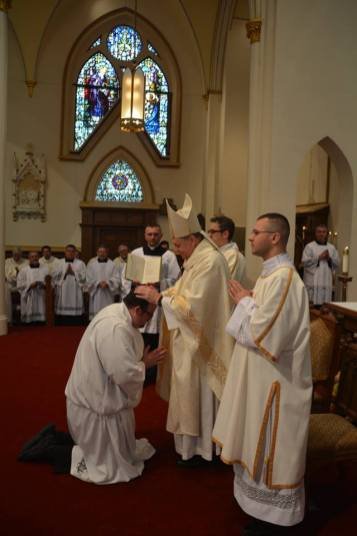 Dicoese of Biloxi Diacone Ordination