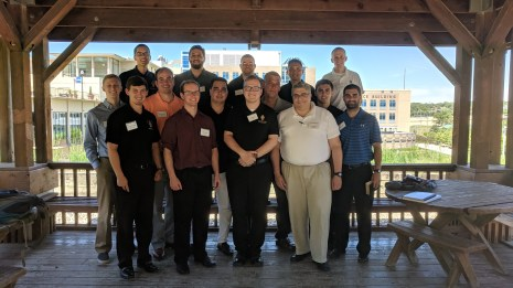 Seminarians from Notre Dame Seminary spend the summer in Nebraska at the Institute for Priestly Formation (IPF).