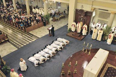 New Orleans Diaconate Ordination