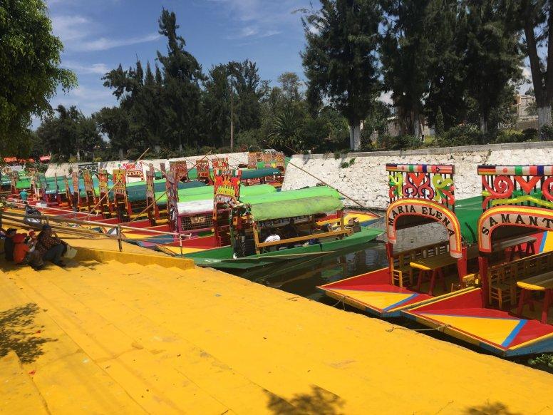 Xochimilco, pt. 2