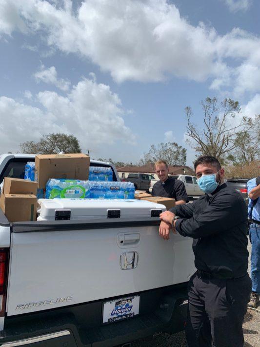 Hurricane Relief 3