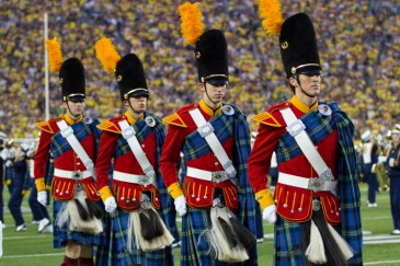 Notre Dame Irish Guard