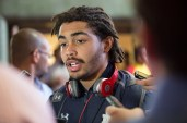 Will Fuller. Kevin Song   The Observer.