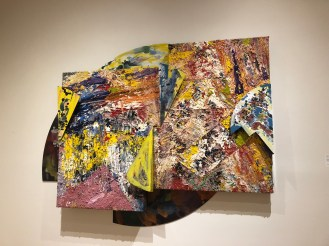 "Sam Gilliam, ""Streak of Lightning"" (1986)"