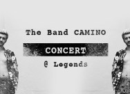 The Band CAMINO Concert @ Legends