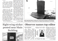 Print Edition for Monday, February 4, 2019