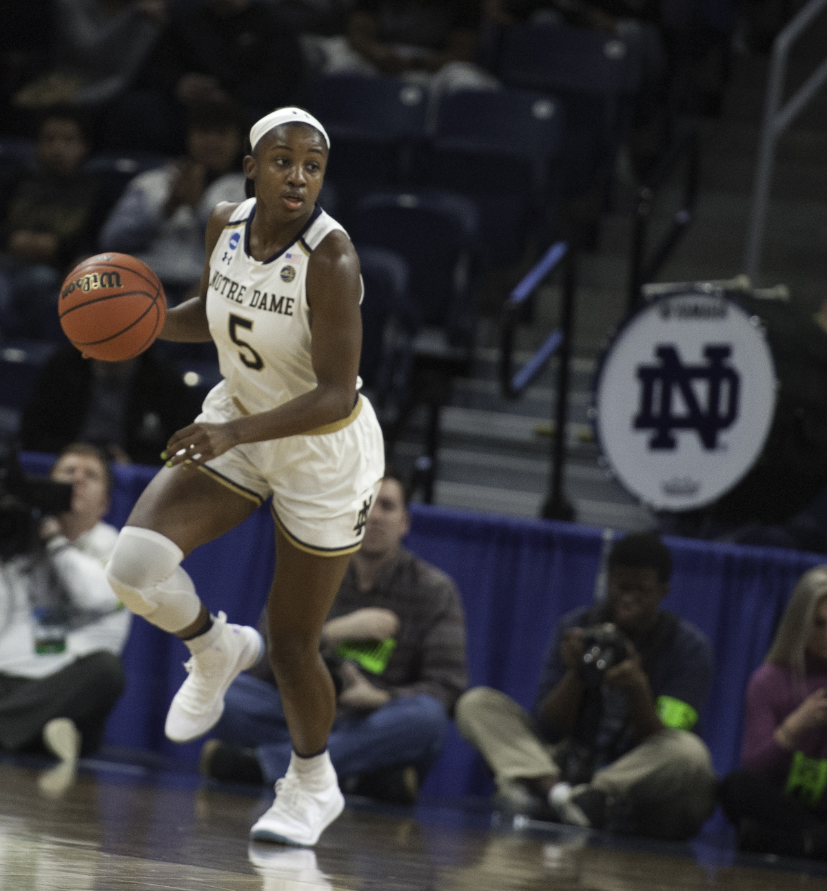 Notre Dame Women's Basketball: Irish face Stanford for spot in Final Four
