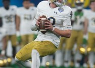 Irish offense set to take center stage under Book during Blue-Gold Game