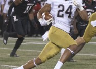 '100% until the whistle blows': Tremble brings physicality to Irish offense