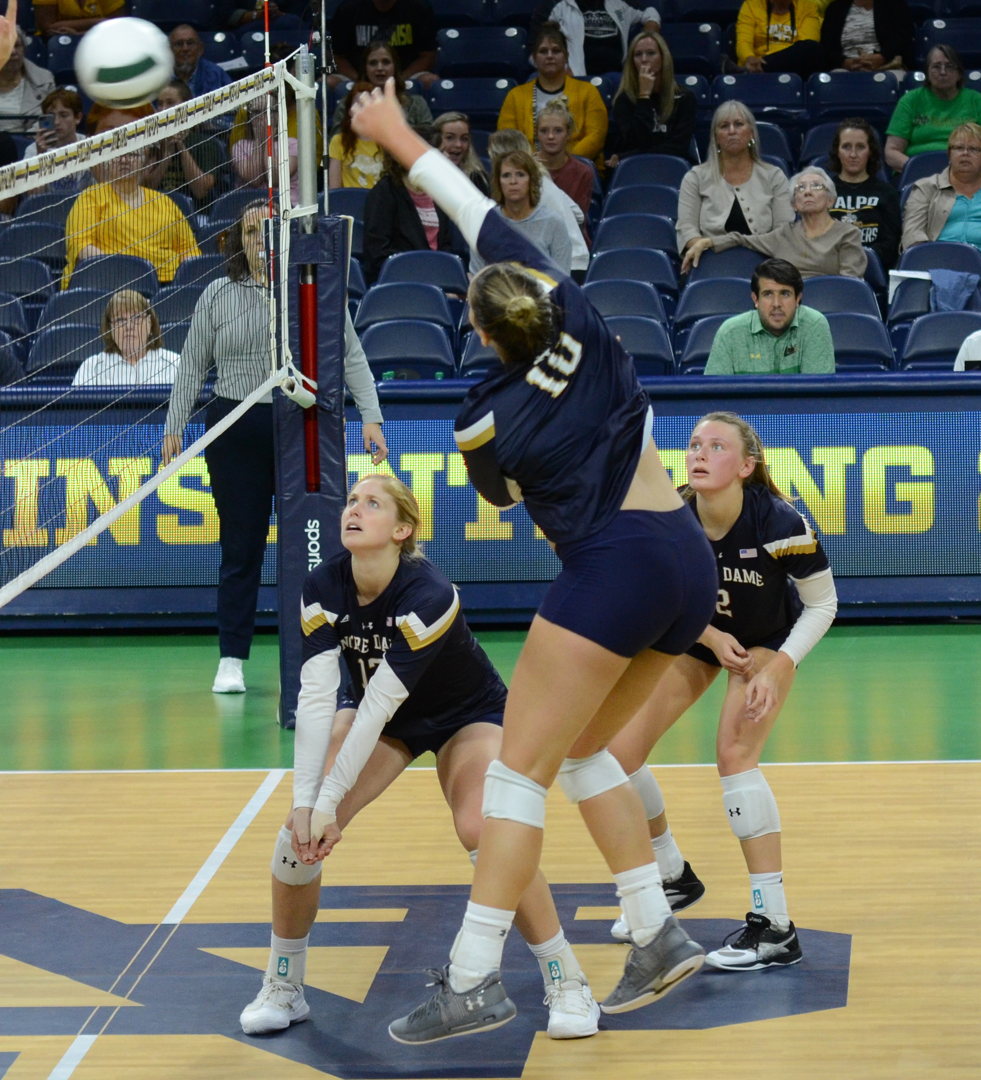 Irish look to continue dominance in ACC this weekend
