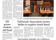 Print Edition for Wednesday, October 16, 2019