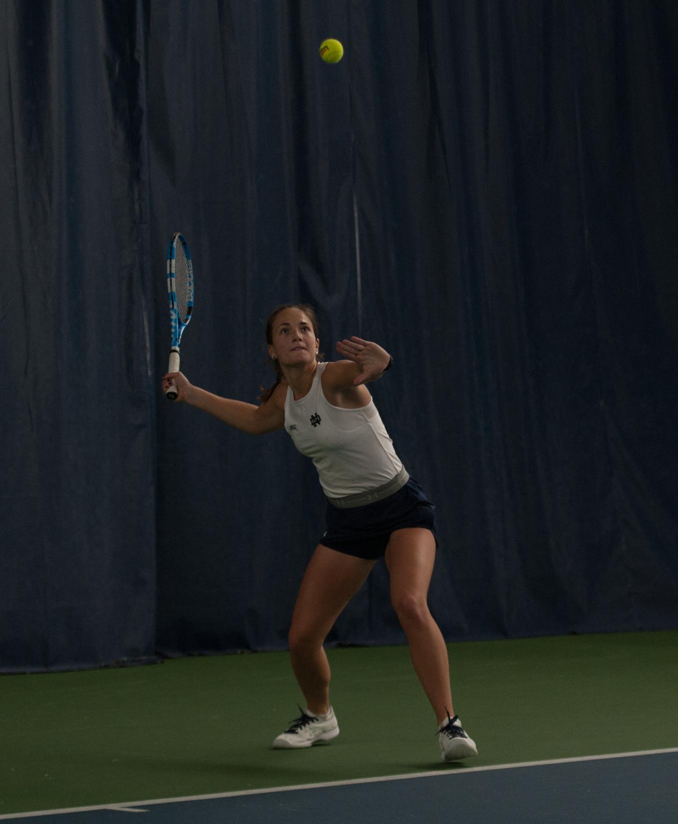 Women's tennis to compete at ITA Regionals
