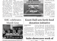 Print Edition for Wednesday, February 26, 2020