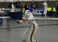 Sirico battles through injuries to make mark on fencing program