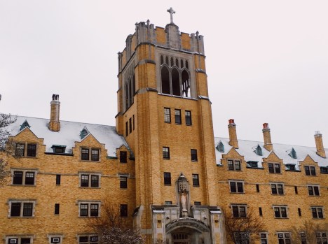 Conboy, Hanson condemn derogatory social media posts against Saint Mary's students ahead of Shamrock Series