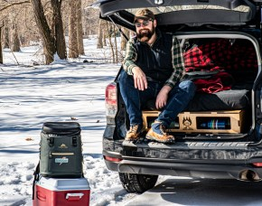 Notre Dame alum creates product to convert SUVs into campers, serve homeless people