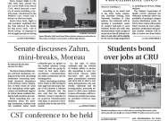 Print Edition for Friday, March 26, 2021
