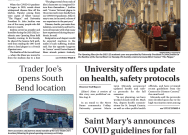 Print Edition for Wednesday, August 25, 2021