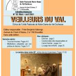 Le «Veilleurs du Val» n° 25 est paru