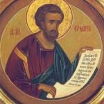 Nous entrons dans l'année liturgique « Marc »