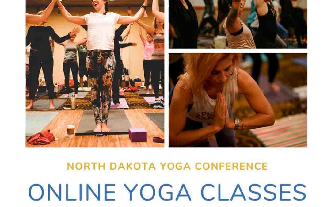 Best Online Yoga Classes in North Dakota