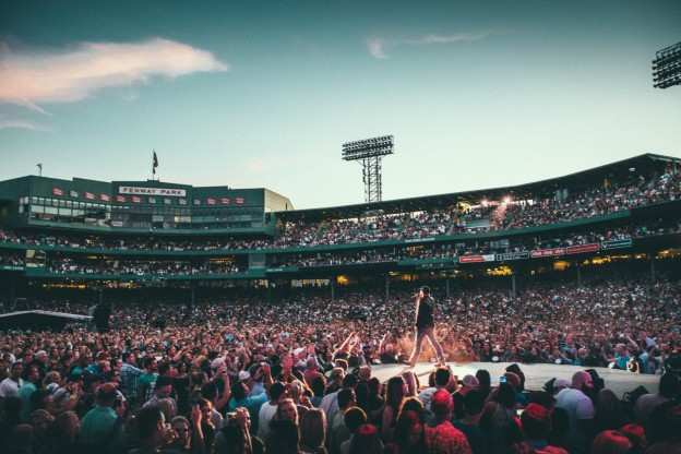 Image result for Zac Brown Band Fenway