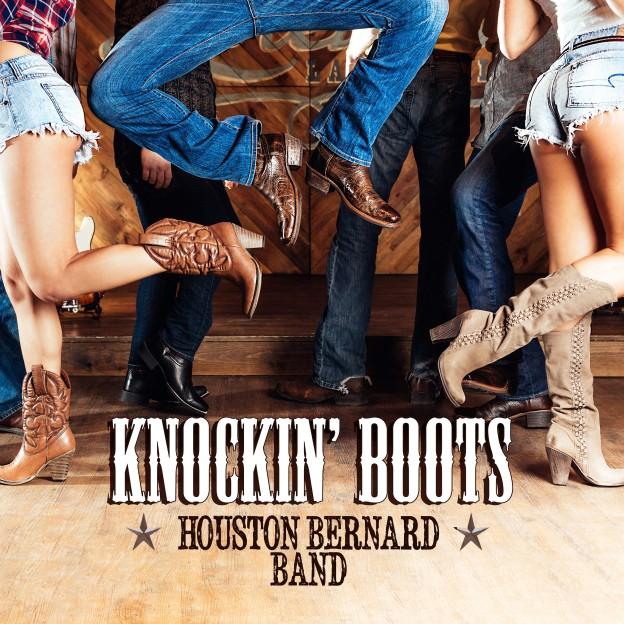 Houston Bernard Band \u0027Knockin\u0027 Boots\u0027 Album Review