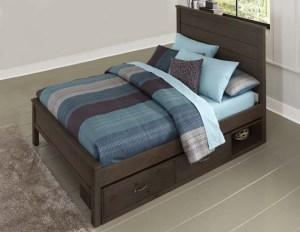 Highlands Alex Panel Full Bed