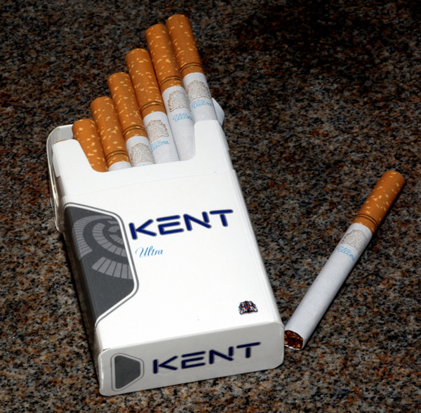 Cigaretter Kent (Kent)