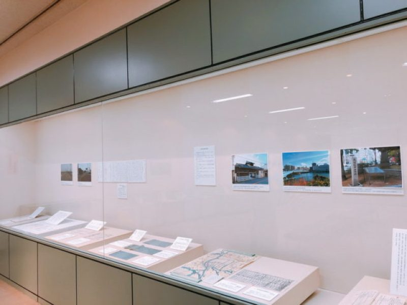 小野市立好古館2階の展示品