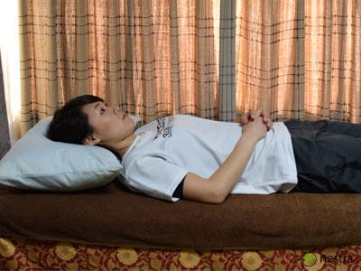 悪習慣 枕
