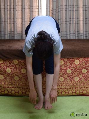 仙腸関節性腰痛-サポーテッドアダムポジション1