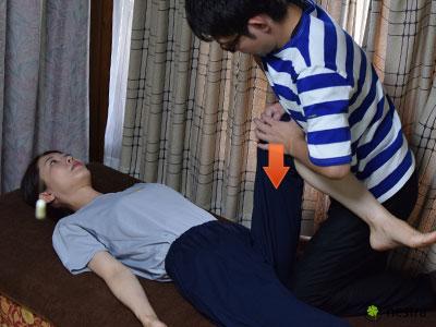仙腸関節性腰痛-ニュートン4