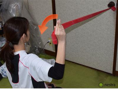 肩インナーマッスルトレーニング11