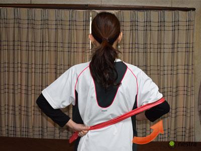 肩インナーマッスルトレーニング4