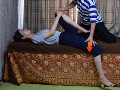 仙腸関節性腰痛-ゲンスレン3