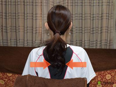 肩こり応急処置6