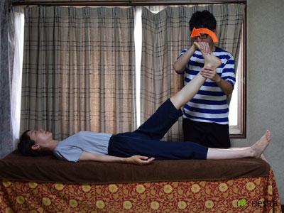 腰の痛みテスト-ブラガード2