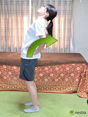 腰の動き2
