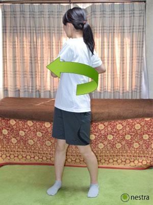 腰の動き3